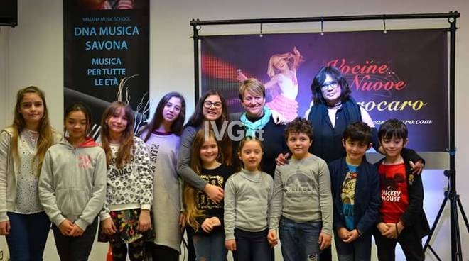 DNA Musica Savona alla volta di Castrocaro