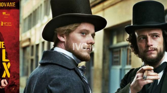 Nel week-end al NuovoFilmstudiodi Savona: Il giovane Karl Marx (Der junge Karl Marx)