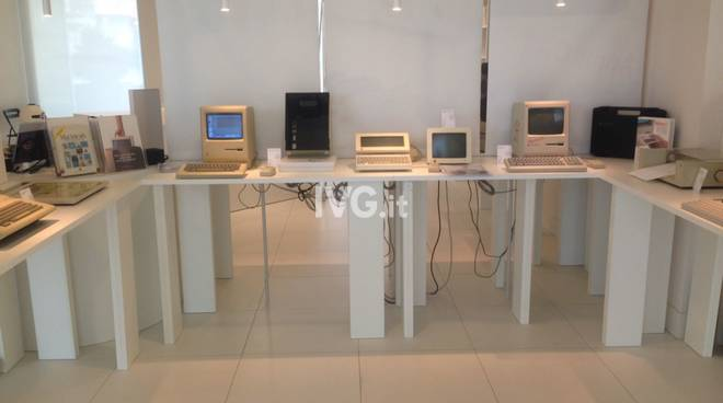 All About Apple: il museo della Apple si trova a Savona
