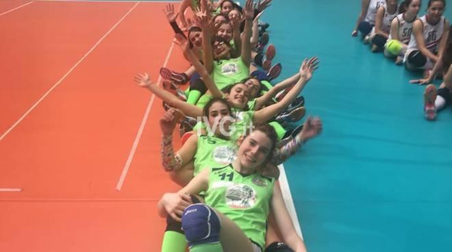 Volley: Under 14F vice campionesse territoriali!!