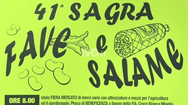 Sagara del Salame e delle Fave - Fiera del 1 Maggio