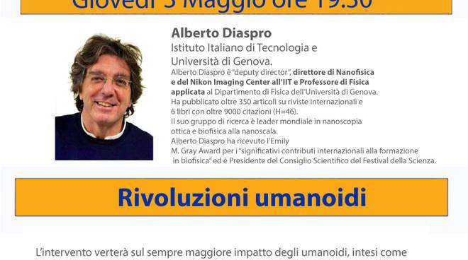 Conferenza di Alberto Diaspro