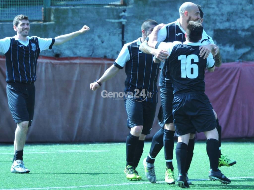 Carignano Vs Rossiglionese Sec Cat Girone D