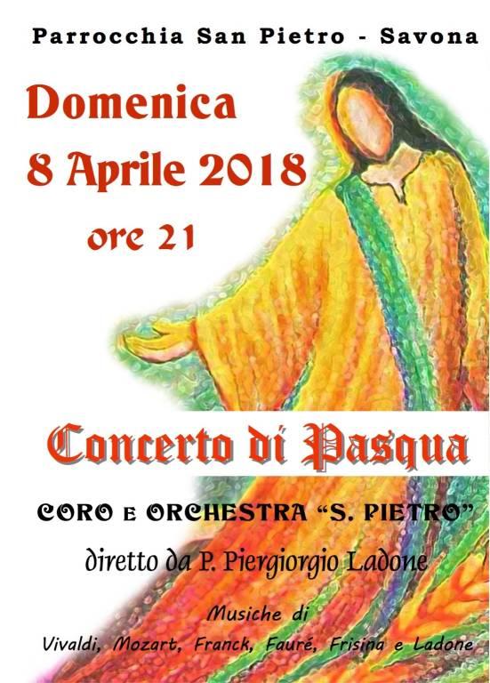 """""""Concerto di Pasqua"""" Coro San Pietro"""