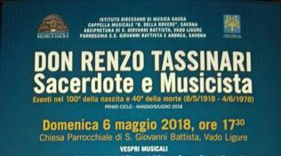 Concerto in memoria di don Renzo Tassinari