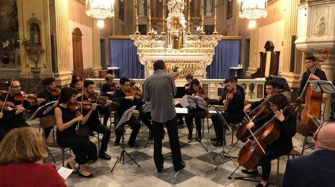 concerto orchestra conservatorio liceo musicale albenga