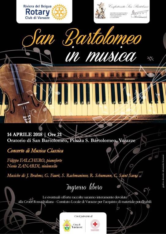 "Concerto ""San Bartolomeo in musica"" Varazze"