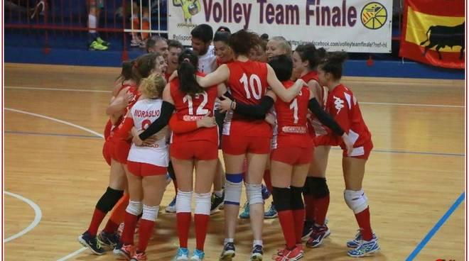 Coppa Liguria: Pallavolo Carcare vittoriosa in finale