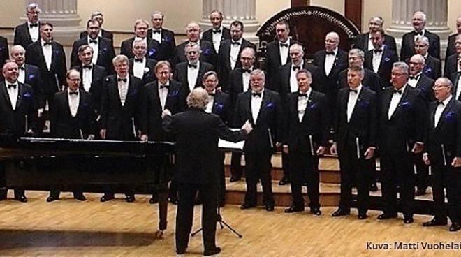 Coro finlandese concerto Savona