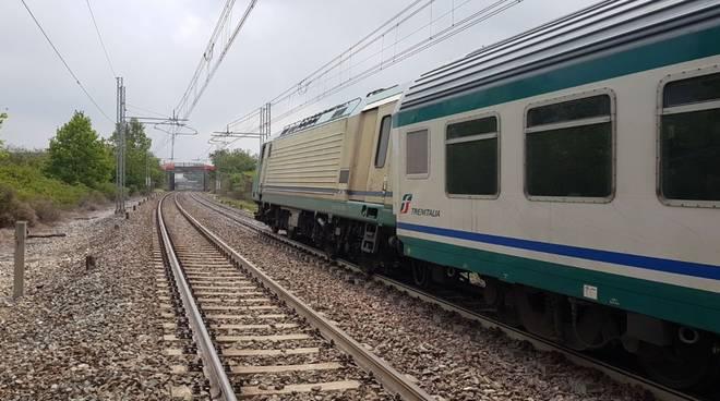 Treno Deragliato Cuneo