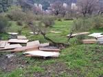 Discarica a cielo aperto Quezzi-Sant'Eusebio