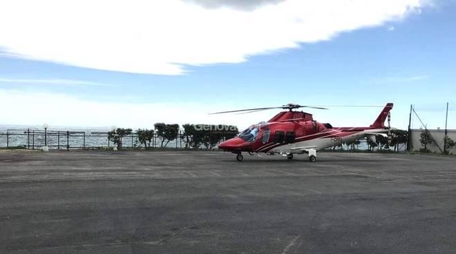elicottero euroflora