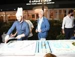 Eraldo Pizzo ,il Caimano; compie 80 anni la festa All'Event