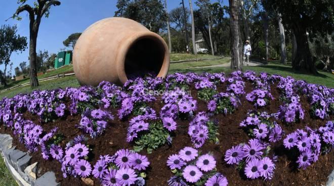 Euroflora Esordio Con 9 Mila Visitatori Oggi La Carica Dei 18 Mila