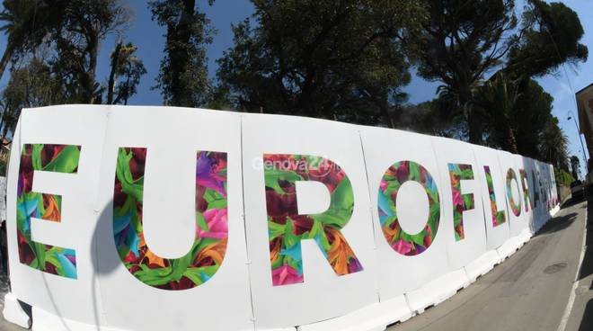 Euroflora 2018 lo spettacolo dei parchi di nervi tra fiori e colori