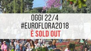 euroflora sold out