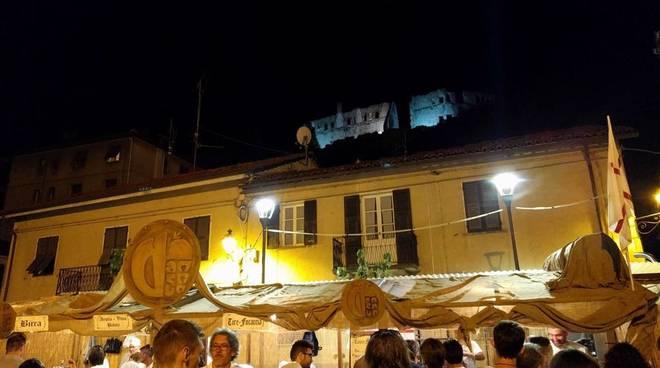 festa piazza della Vittoria Cairo