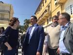 Gelmini e Toti ad Alassio per sostenere la ricandidatura di Canepa