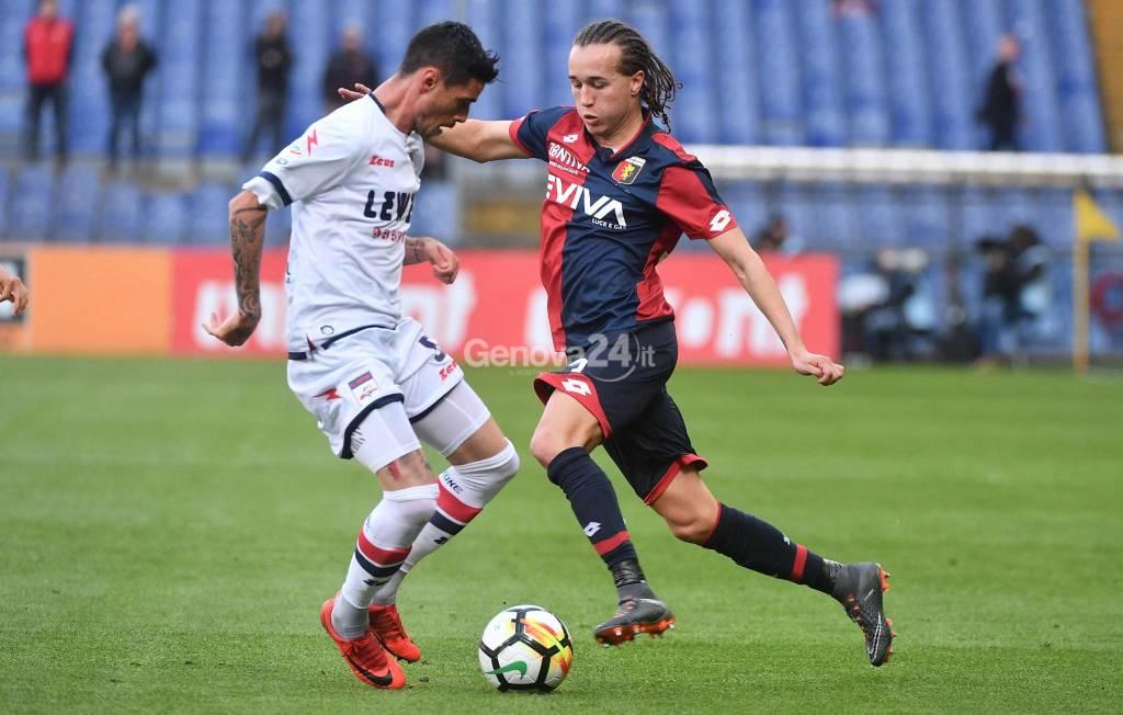 Genoa Vs Crotone Serie A 32°  Giornata