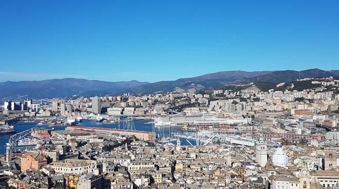 Genova panorama