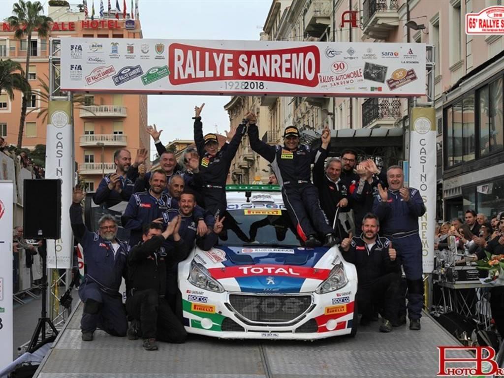 Il 65° Rallye Sanremo
