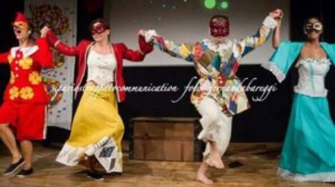 """""""Il vestito di Arlecchino"""" Teatro Sipario Strappato"""