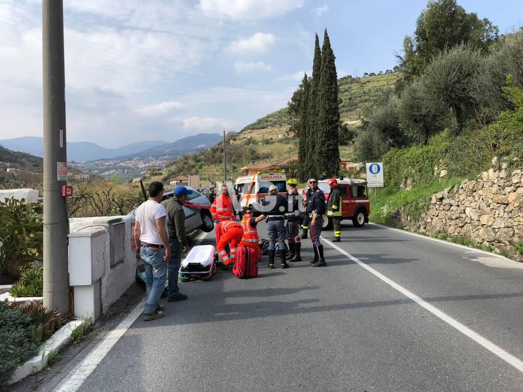Incidente a Tovo San Giacomo