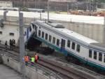 incidente treno terralba