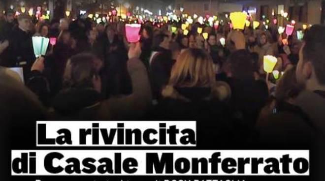 """""""La rivincita di Casale Monferrato"""" documentario Rosy Battaglia"""