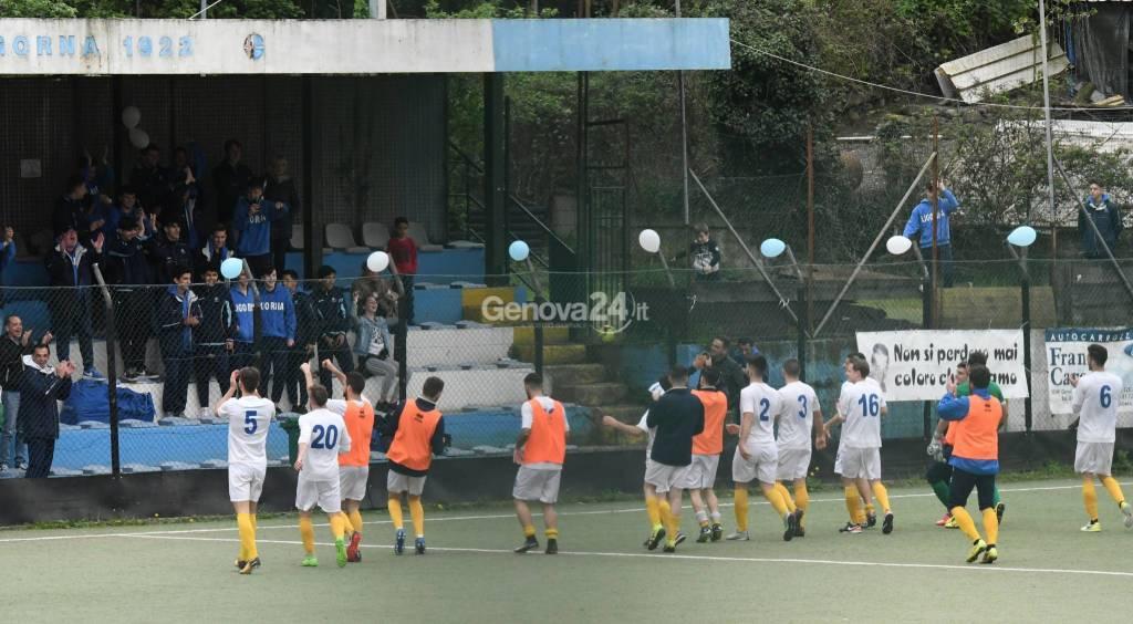 Ligorna Vs Argentina Serie  D