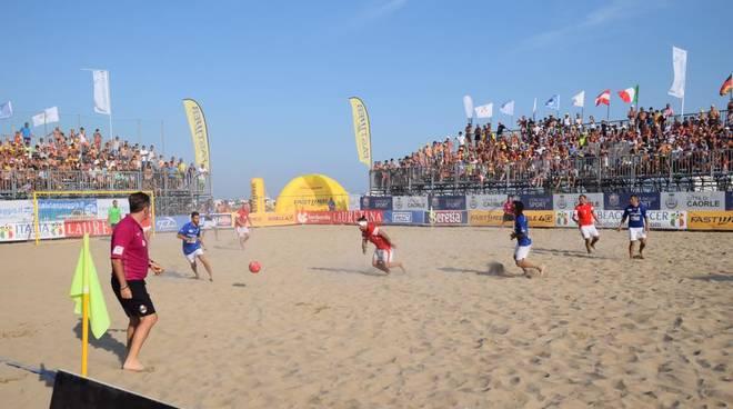 liguria beach soccer cup