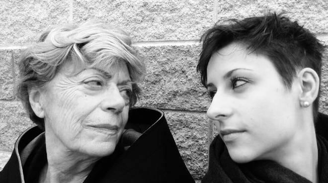 Luisella Dall'Acqua ed Elisa Sironi