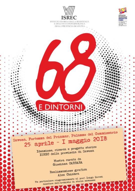 """Mostra """"'68 e dintorni"""" ISREC Savona"""