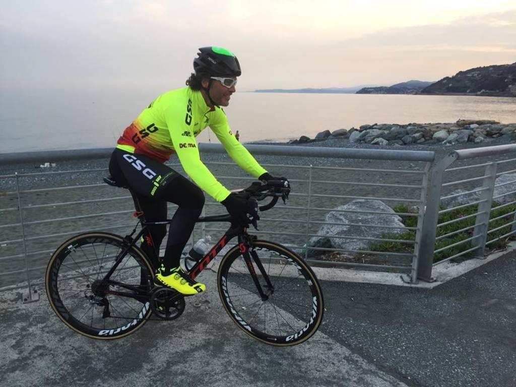 Nico  Valsesia, da Genova al Monte Rosa