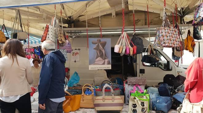 Picasso al mercato