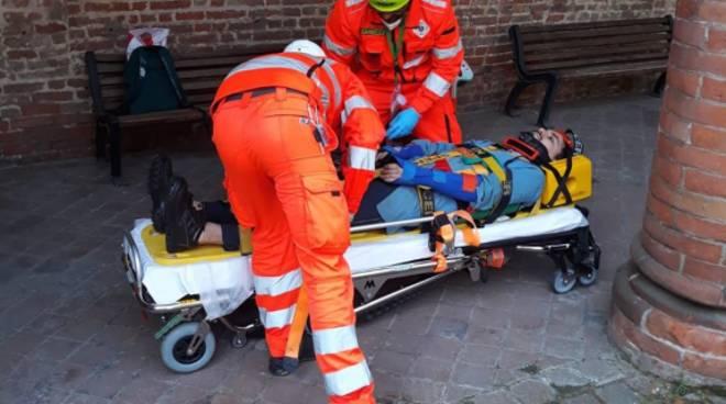 Pietra Soccorso trionfa all'Asti Rescue Game