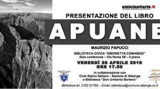 """Presentazione libro fotografico """"Apuane"""" Maurizio Papucci"""