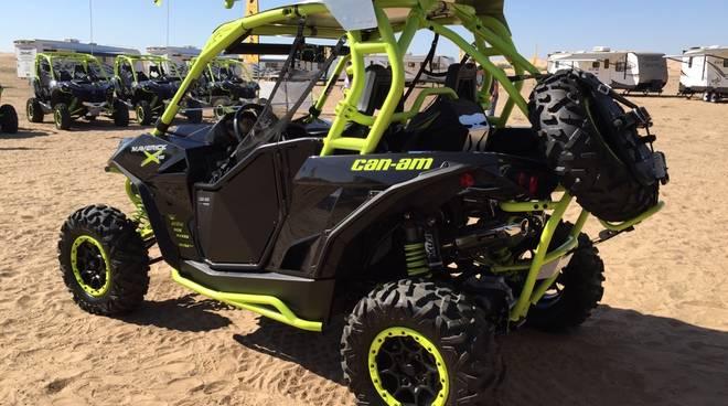 Quad ATV, side by side e fuoristrada