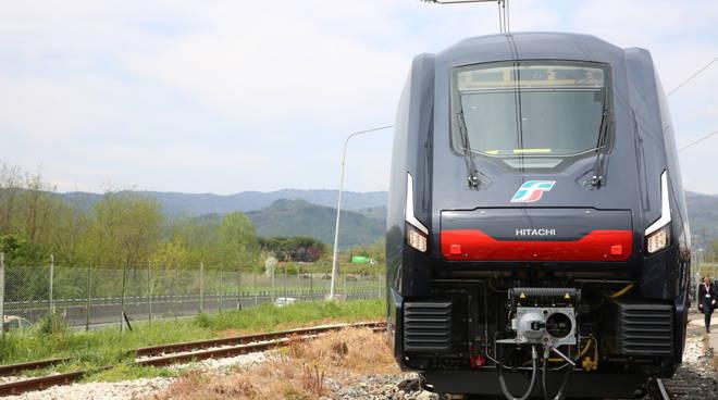 Rock, il nuovo treno regionale di Trenitalia
