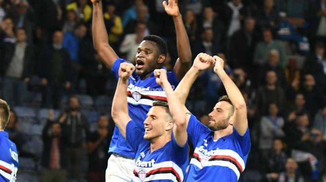 Sampdoria Vs Bologna 33° Giornata Serie A
