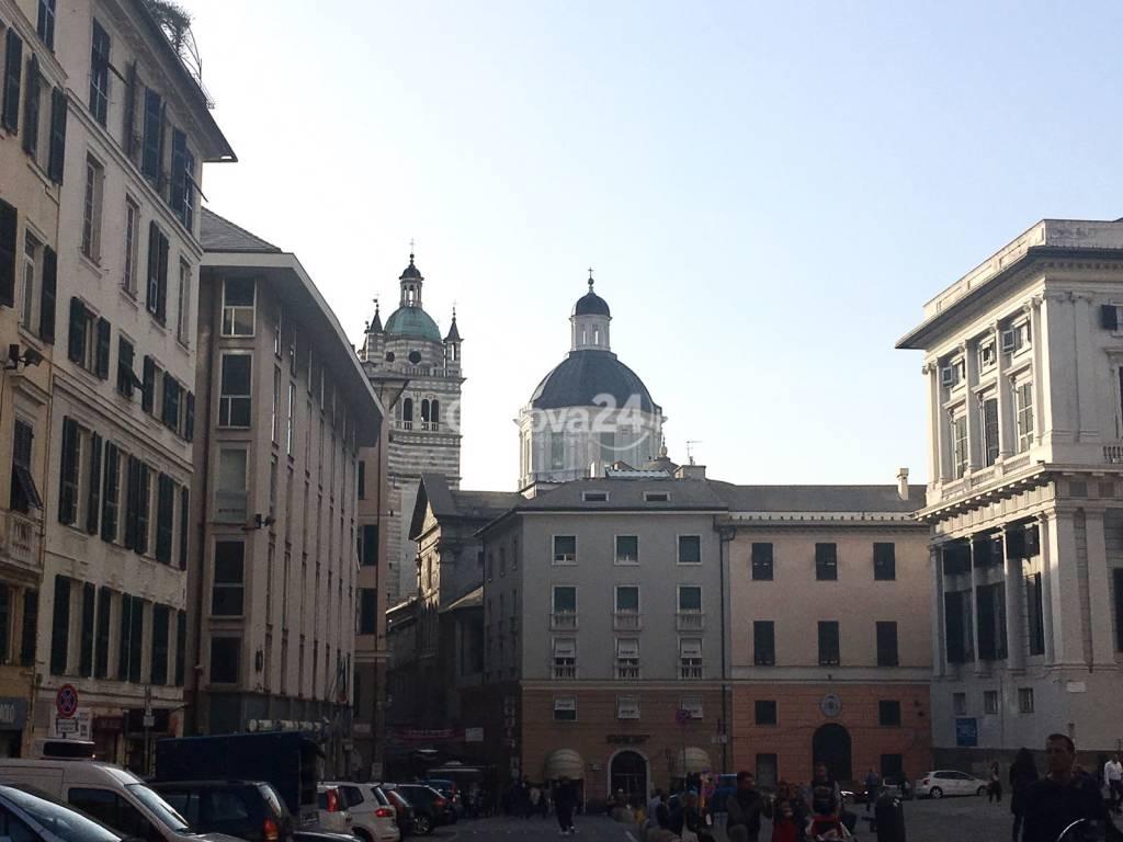 San Lorenzo Cupola restaurata