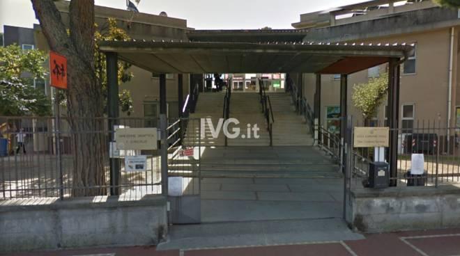 Scuole elementari via degli Orti Albenga