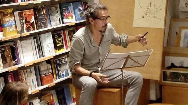 Sergio Olivotti illustratore architetto