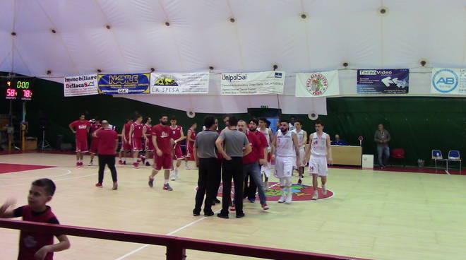Serie C Silver: Pallacanestro Vado vs Cus Genova