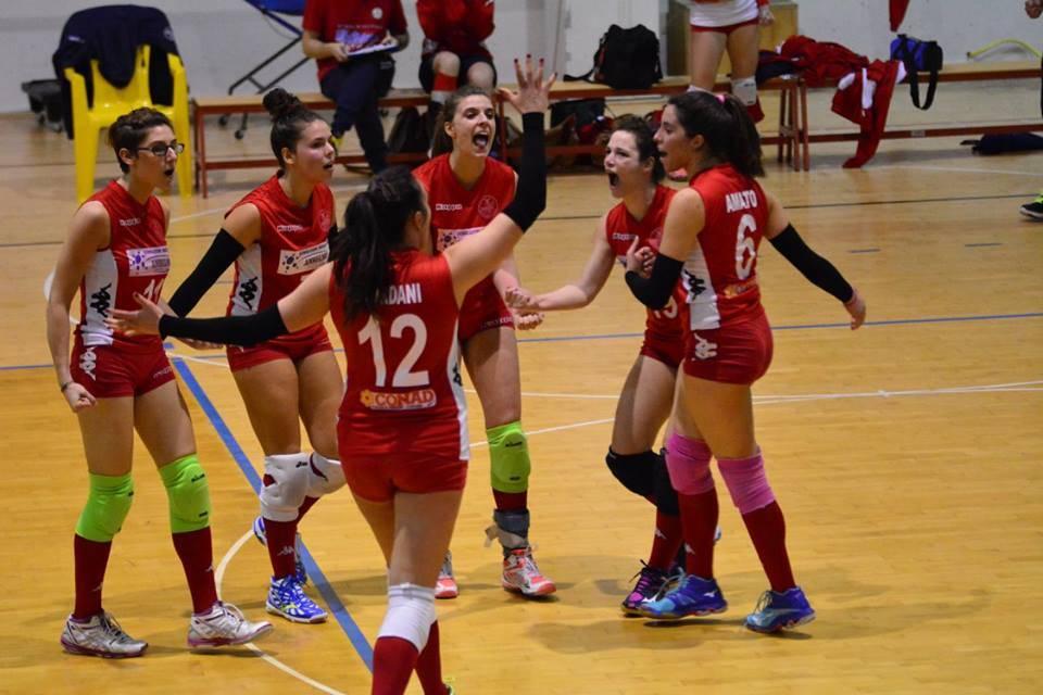 Serie D femminile: Celle Varazze Volley vs Acqua di Calizzano Carcare