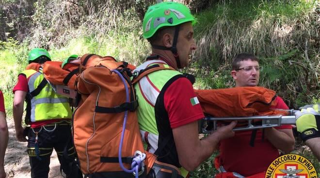 soccorso escursionista