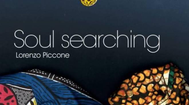 """Soul searching"" nuovo disco Lorenzo Piccone"