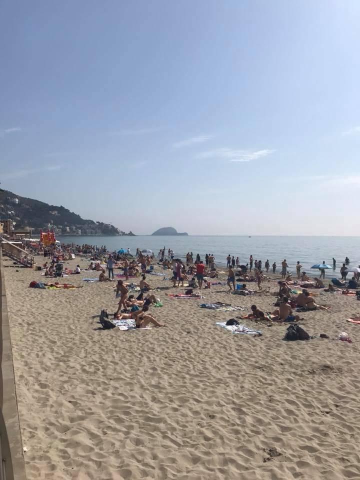 spiagge turisti