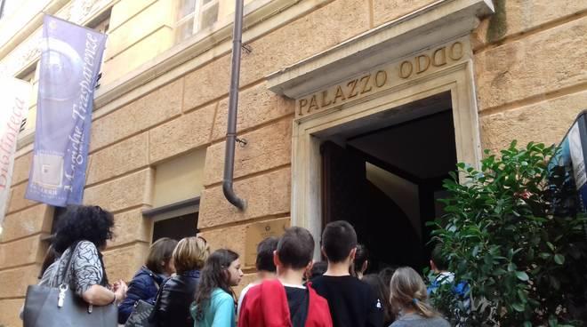 Studenti Bobbio visitano Albenga