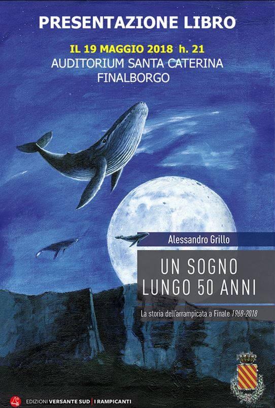 """""""Un sogno lungo 50 anni"""" libro Alessandro Grillo"""